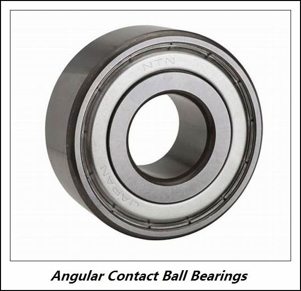2.362 Inch   60 Millimeter x 4.331 Inch   110 Millimeter x 1.437 Inch   36.5 Millimeter  NTN 5212NRZZG15  Angular Contact Ball Bearings