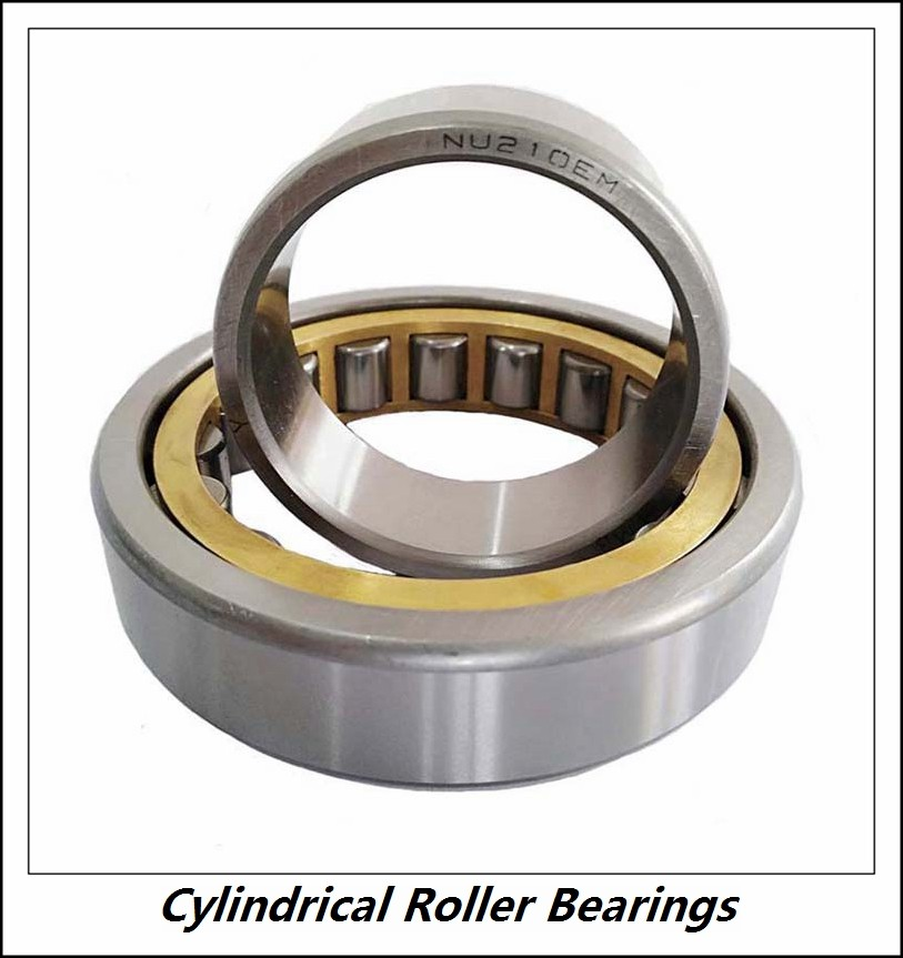 2.756 Inch | 70 Millimeter x 5.906 Inch | 150 Millimeter x 1.378 Inch | 35 Millimeter  CONSOLIDATED BEARING NF-314  Cylindrical Roller Bearings
