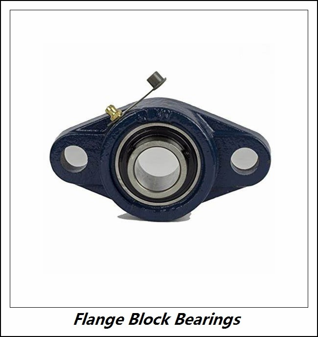 DODGE F4B-GTEZ-35M-PCR  Flange Block Bearings