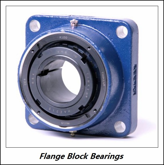 LINK BELT FCU335C  Flange Block Bearings