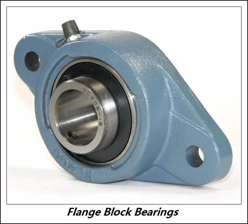 LINK BELT FC3U240N  Flange Block Bearings
