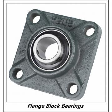 LINK BELT F3U239JH18W5  Flange Block Bearings
