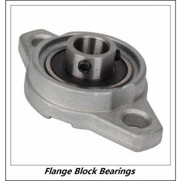 LINK BELT F3U228NK75  Flange Block Bearings