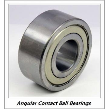 40 mm x 90 mm x 36,5 mm  FAG 3308-B-2RSR-TVH  Angular Contact Ball Bearings