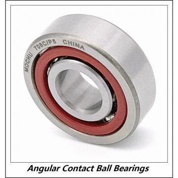 0.591 Inch | 15 Millimeter x 1.378 Inch | 35 Millimeter x 0.626 Inch | 15.9 Millimeter  NSK 3202BZTN  Angular Contact Ball Bearings