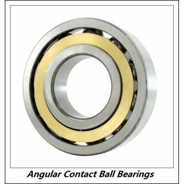 0.669 Inch | 17 Millimeter x 1.378 Inch | 35 Millimeter x 0.551 Inch | 14 Millimeter  INA 3003-B-2RS-TVH  Angular Contact Ball Bearings