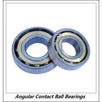 0.276 Inch | 7 Millimeter x 0.748 Inch | 19 Millimeter x 0.394 Inch | 10 Millimeter  INA 30/7-B-2Z-TVH  Angular Contact Ball Bearings