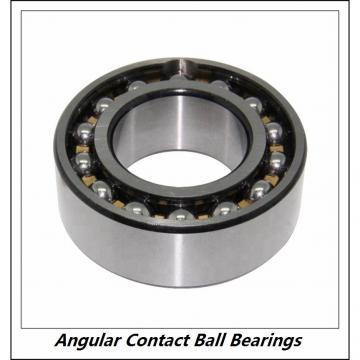 0.472 Inch | 12 Millimeter x 1.26 Inch | 32 Millimeter x 0.626 Inch | 15.9 Millimeter  NSK 3201J  Angular Contact Ball Bearings