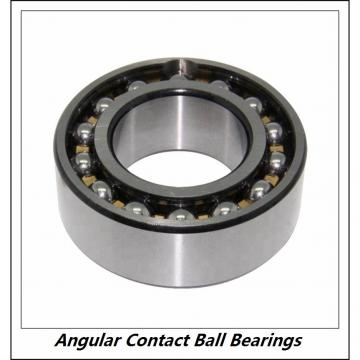 30 x 2.441 Inch | 62 Millimeter x 0.63 Inch | 16 Millimeter  NSK 7206BW  Angular Contact Ball Bearings