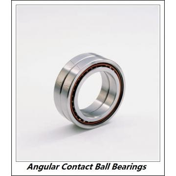 1.181 Inch | 30 Millimeter x 2.835 Inch | 72 Millimeter x 1.189 Inch | 30.2 Millimeter  NTN 3306BC3  Angular Contact Ball Bearings