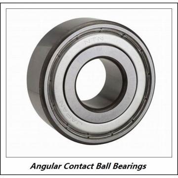 4.331 Inch | 110 Millimeter x 7.874 Inch | 200 Millimeter x 2.748 Inch | 69.8 Millimeter  NTN 3222NRC3  Angular Contact Ball Bearings