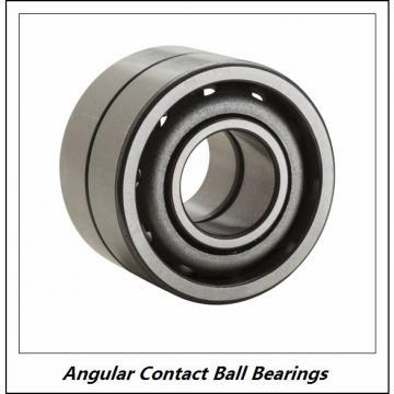 2.559 Inch | 65 Millimeter x 4.724 Inch | 120 Millimeter x 1.5 Inch | 38.1 Millimeter  NTN 3213AC3  Angular Contact Ball Bearings