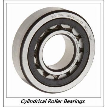 4.134 Inch | 105 Millimeter x 6.299 Inch | 160 Millimeter x 1.024 Inch | 26 Millimeter  CONSOLIDATED BEARING NJ-1021 M C/3  Cylindrical Roller Bearings