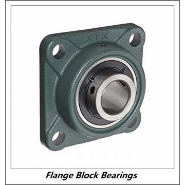 DODGE F4B-GTMAH-107  Flange Block Bearings