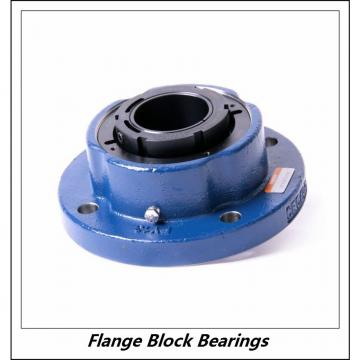 LINK BELT F3U227NK75  Flange Block Bearings