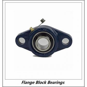 LINK BELT F3Y223NCTD  Flange Block Bearings
