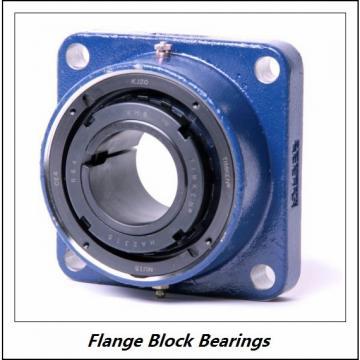 LINK BELT FEB22455E7  Flange Block Bearings
