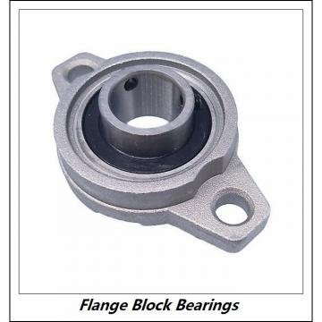 DODGE F4B-GTEZ-108-PCR  Flange Block Bearings