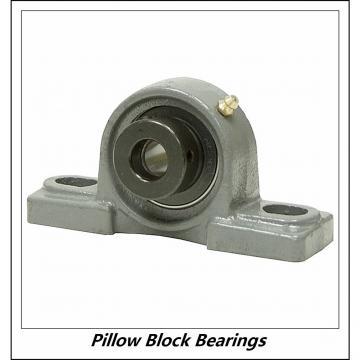2.688 Inch | 68.275 Millimeter x 3.62 Inch | 91.948 Millimeter x 3.125 Inch | 79.38 Millimeter  QM INDUSTRIES QMP15J211SEO  Pillow Block Bearings
