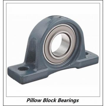 6.438 Inch | 163.525 Millimeter x 8.43 Inch | 214.122 Millimeter x 7.5 Inch | 190.5 Millimeter  QM INDUSTRIES QMPH34J607SEO  Pillow Block Bearings