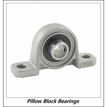 2.438 Inch | 61.925 Millimeter x 3.37 Inch | 85.598 Millimeter x 2.75 Inch | 69.85 Millimeter  QM INDUSTRIES QMPR13J207SEO  Pillow Block Bearings