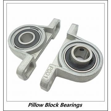 3.438 Inch | 87.325 Millimeter x 4.03 Inch | 102.362 Millimeter x 3.75 Inch | 95.25 Millimeter  QM INDUSTRIES QMPR18J307SEO  Pillow Block Bearings